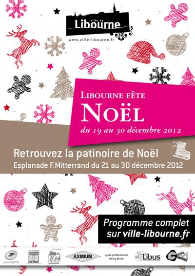 Noel A libourne